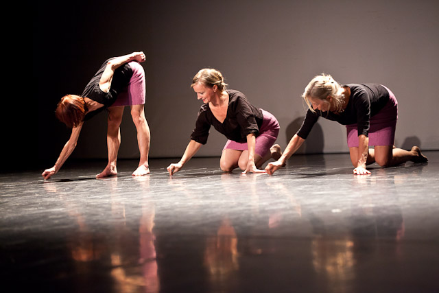 dansare på Uppsala Stadsteater