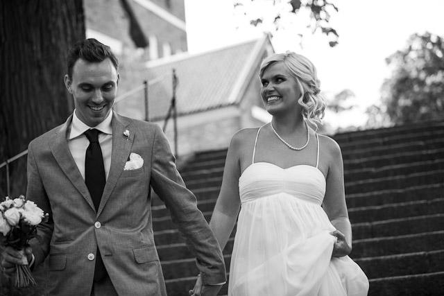 Bröllopsfotografering i Uppsala med Erik Candray.