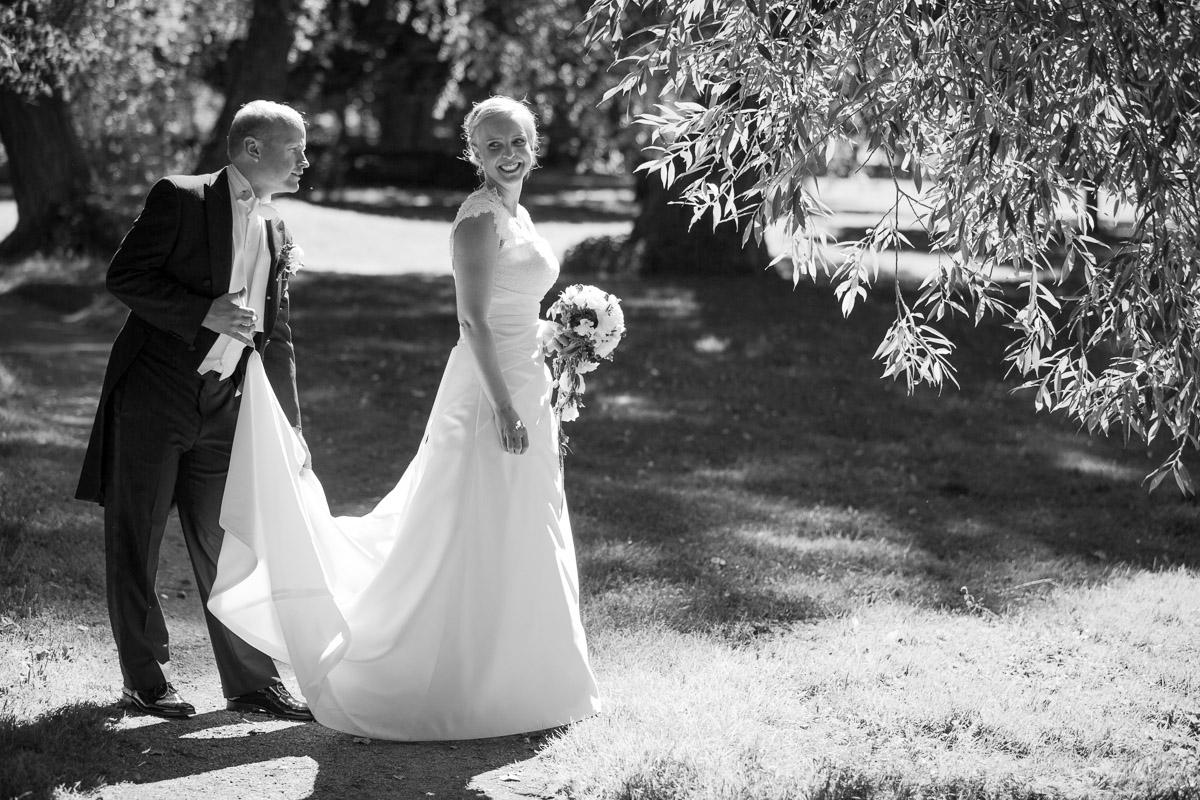 bröllopsfoto Sala