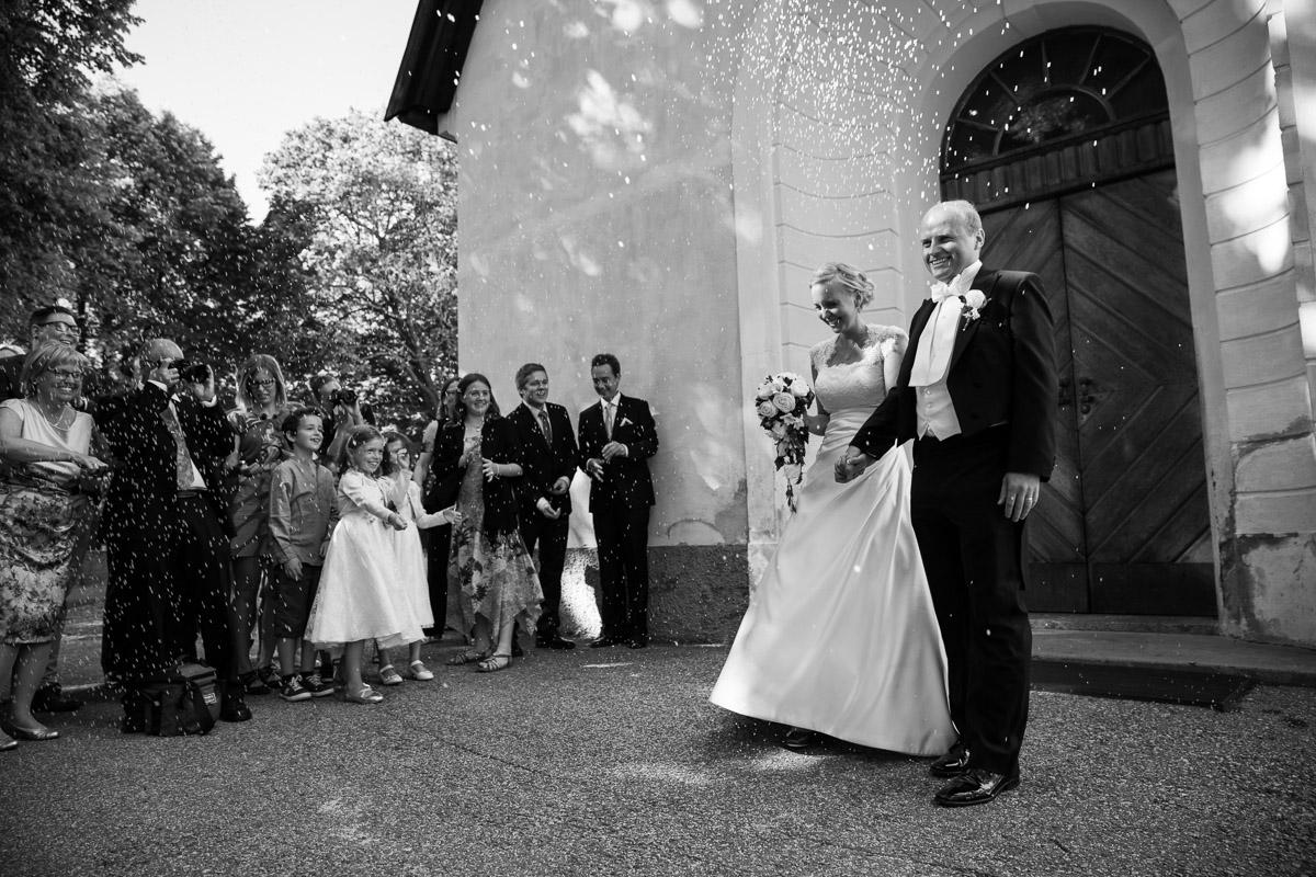 bröllop i Heby