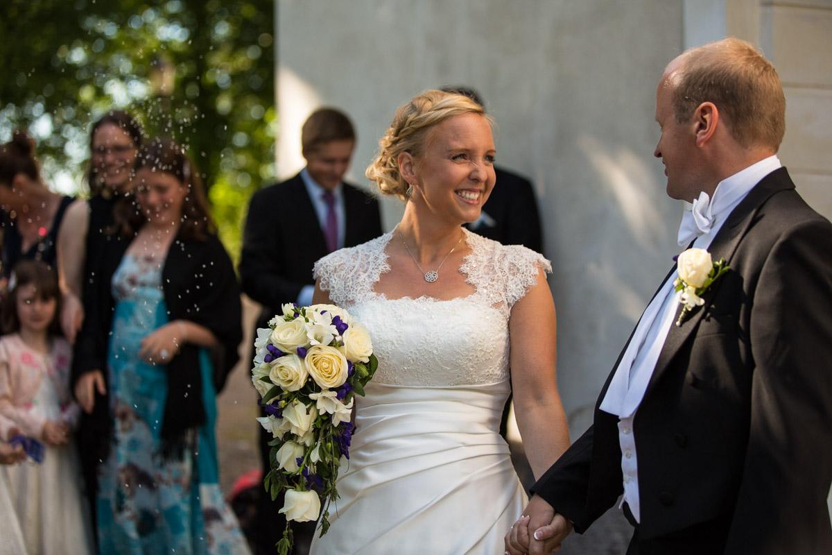 Bröllopsfotografering i Heby